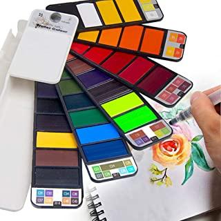 acuarelas colores