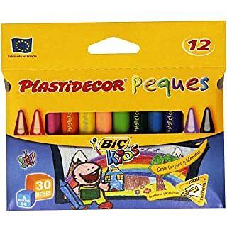 plastidecor 12 colores