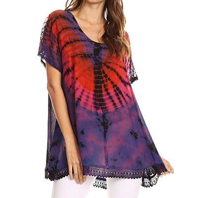 blusa 2 colores