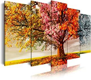 cuadros de colores arbol