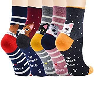 calcetines de colores
