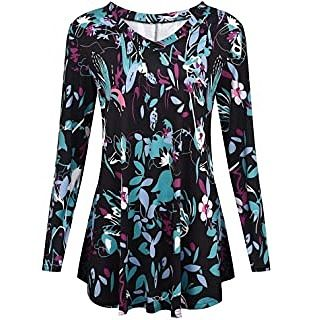 blusa de colores