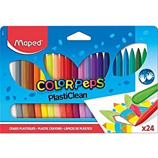 plastidecor 24 colores