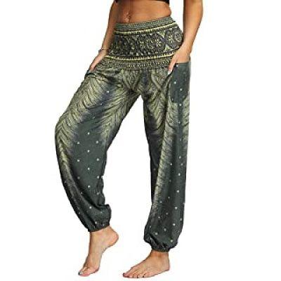 Pantalones Hippies Mujer
