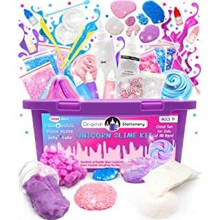 Slime Kit - Suplementos para Slime de Unicornio