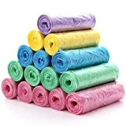 bolsas de basura de colores